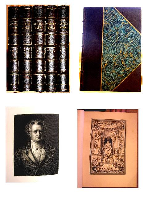 Image for The Works of Johann Wolfgang von Goethe