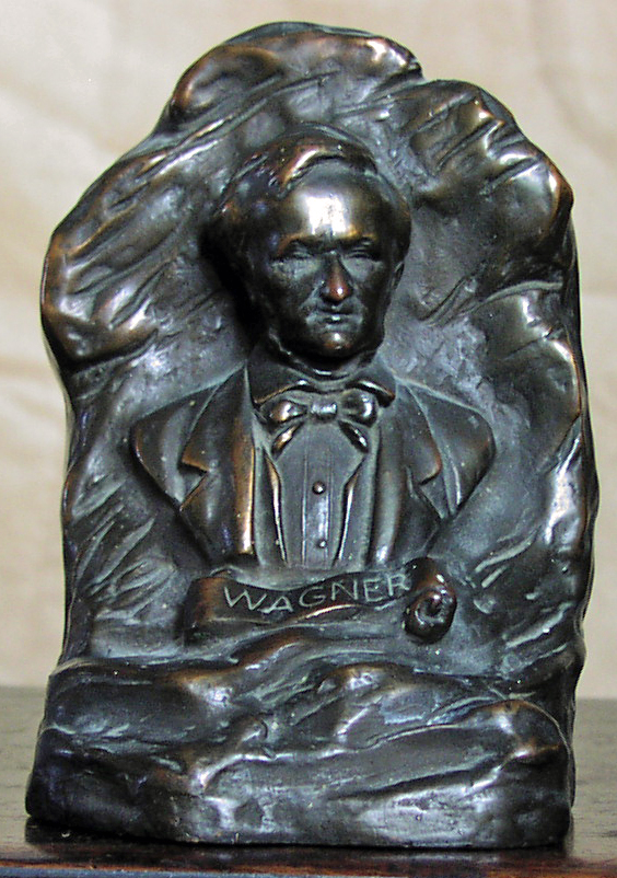 "Image for ""Wagner"" Bookend (Single)"