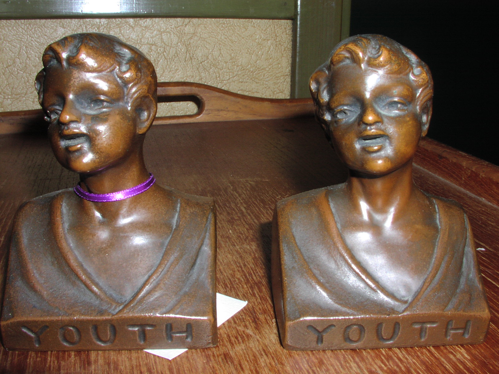 "Image for ""Youth"" Bookends"