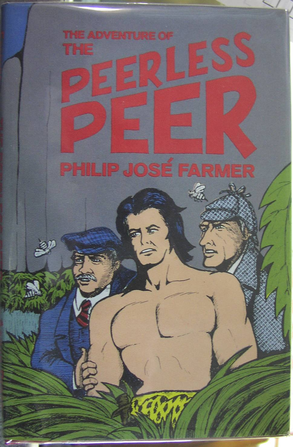 Image for The Adventure of the Peerless Peer