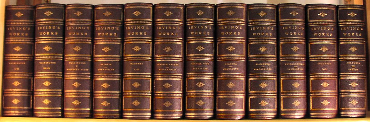 Image for Washington Irving's Complete Works