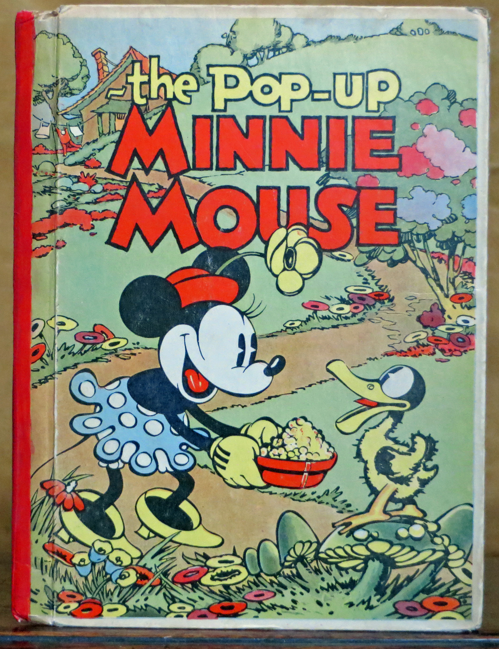 Image for The Pop-Up Minnie Mouse